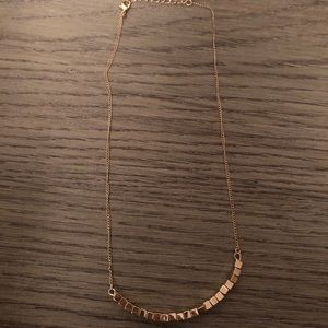 Free People Dainty Gold Necklace